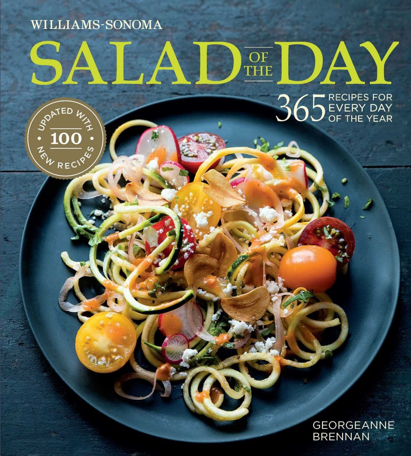 8 Cookbooks That Are All About Salad - Salad Recipes Book