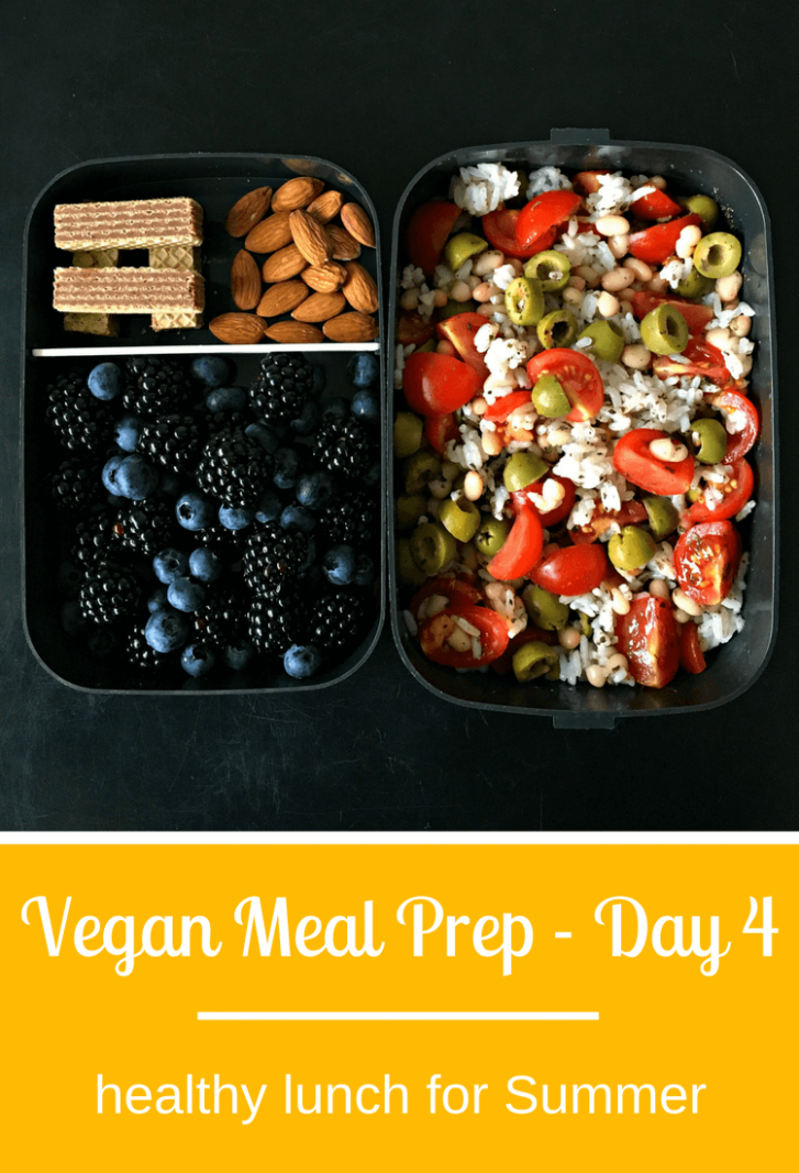 8-Day Vegan Meal Prep for Summer (Quick & Easy) | The Green Loot