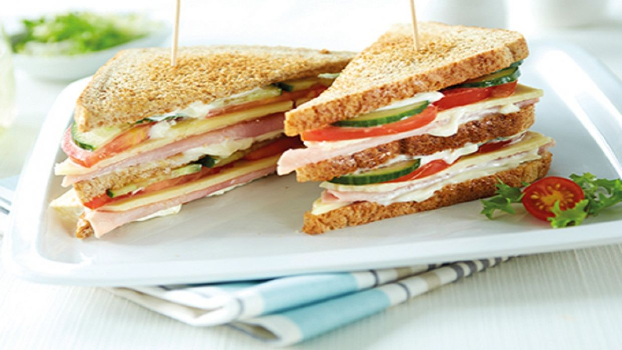 8 Delicious and Tasty Style Club Sandwich Recipe To Enjoy - Sandwich Recipes Tasty