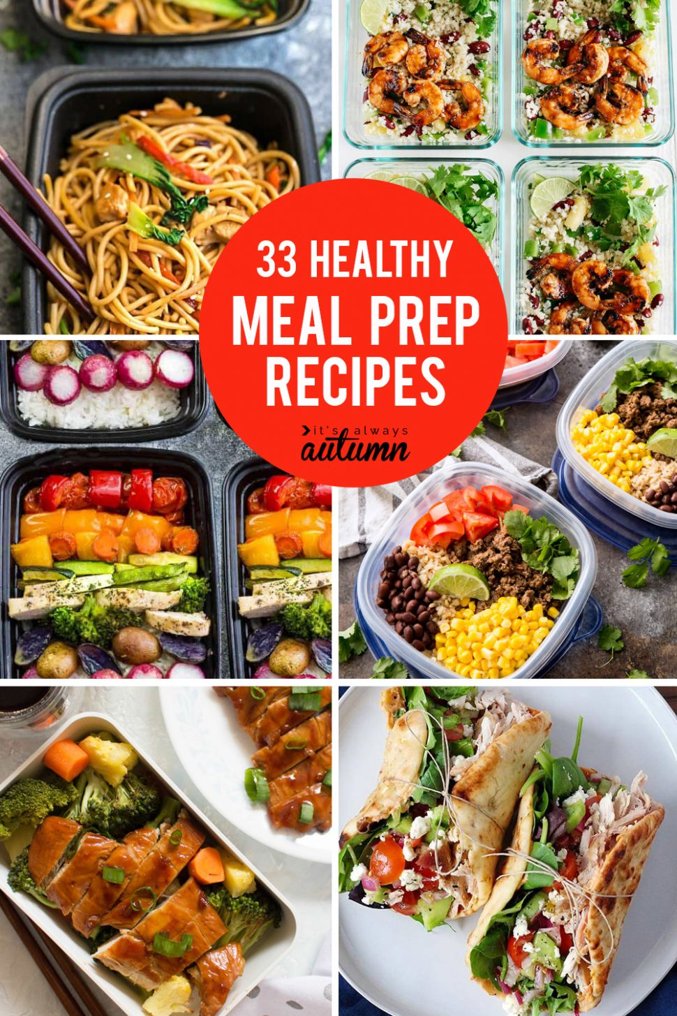 8 delicious meal prep recipes for healthy lunches that taste ..