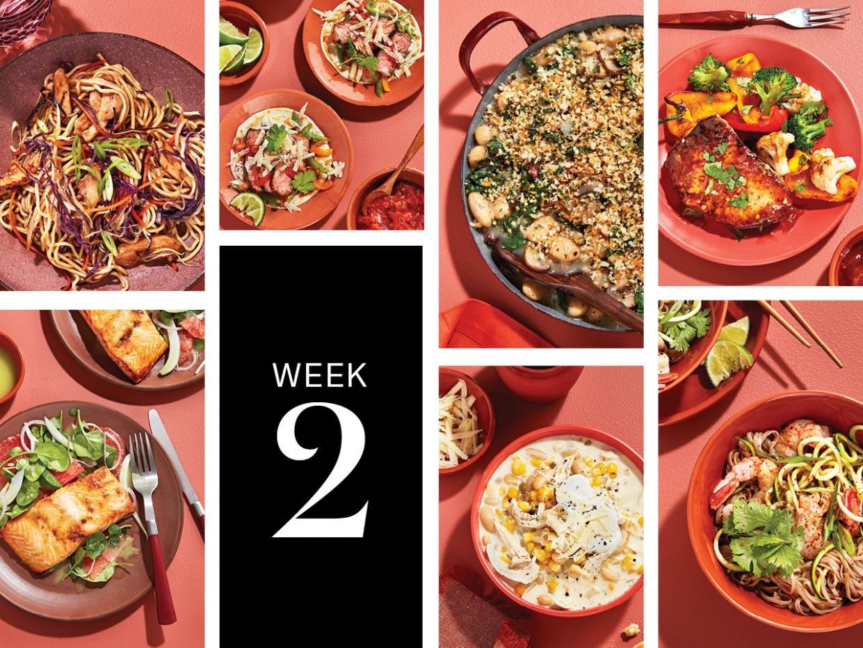 8 Easy Dinner Recipes, Plus A Simple Meal Prep Plan | Chatelaine - Dinner Recipes Different
