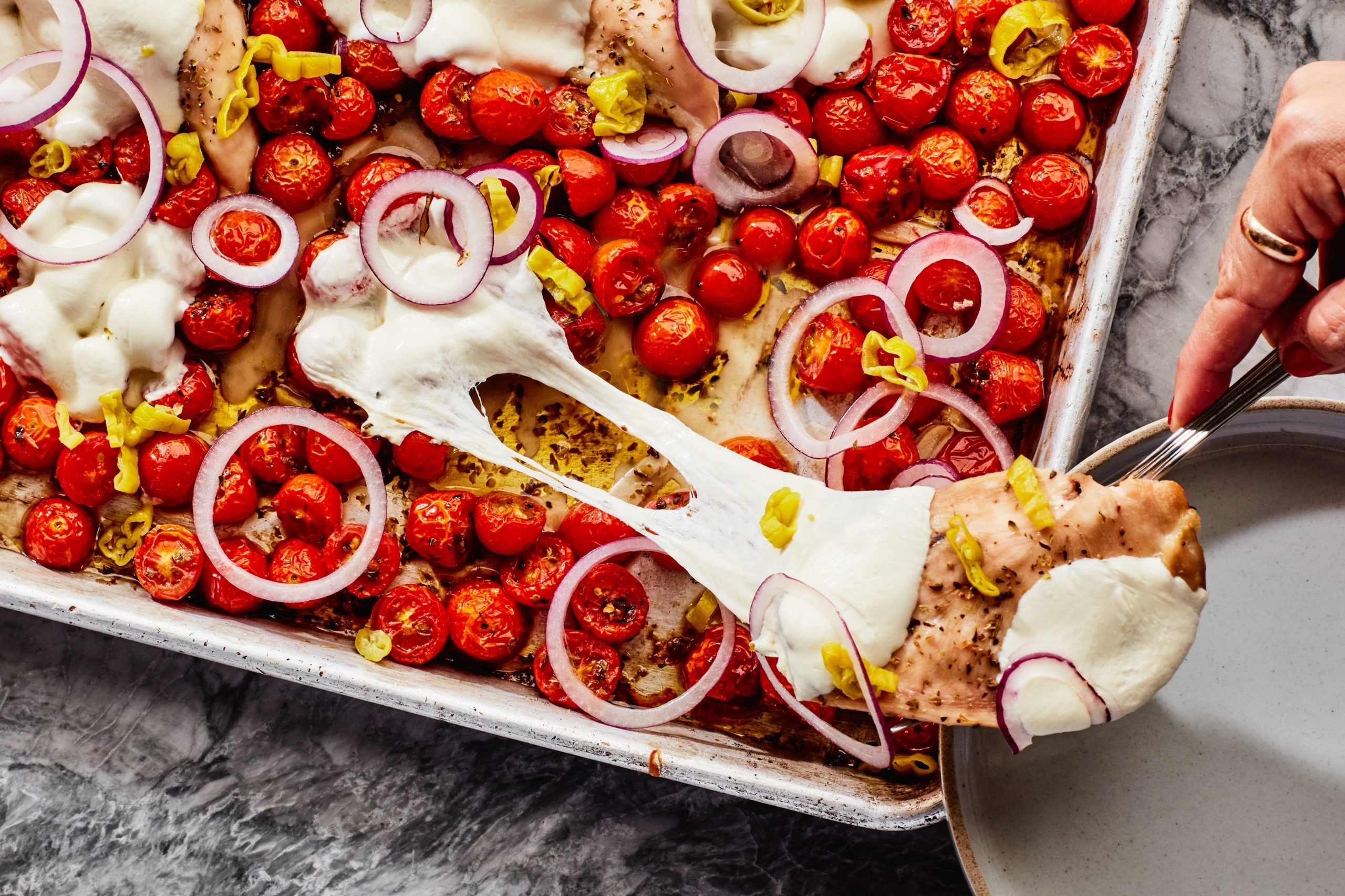8 Easy Sheet-Pan Dinners | Epicurious