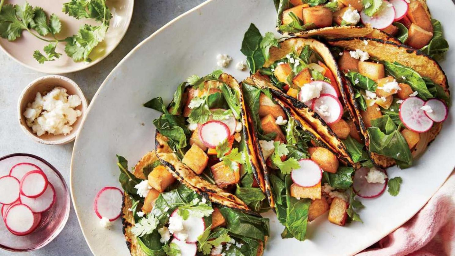 8 Easy Vegetarian Recipes for Busy Weeknights