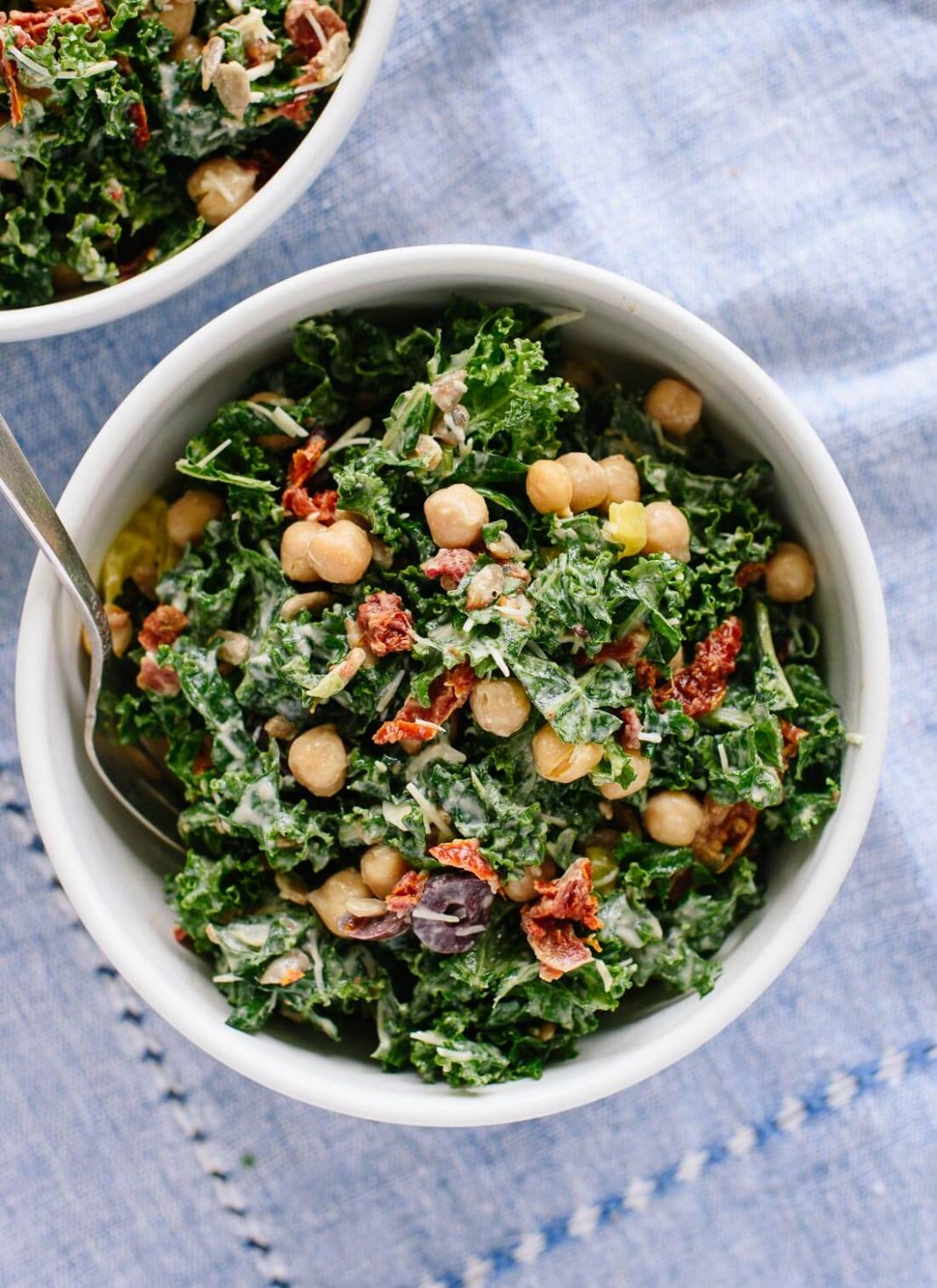 8 Favorite Kale Salads (plus tips!) - Cookie and Kate - All Recipes Summer Kale Salad
