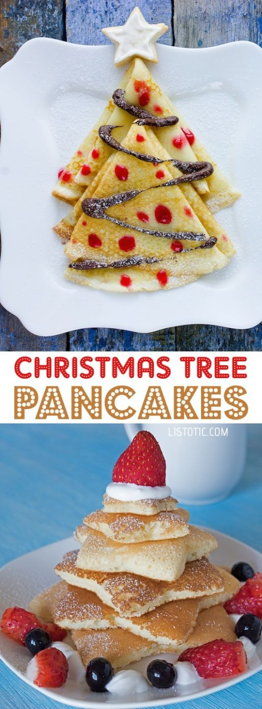 8+ Fun & Easy Christmas Breakfast Ideas For Kids