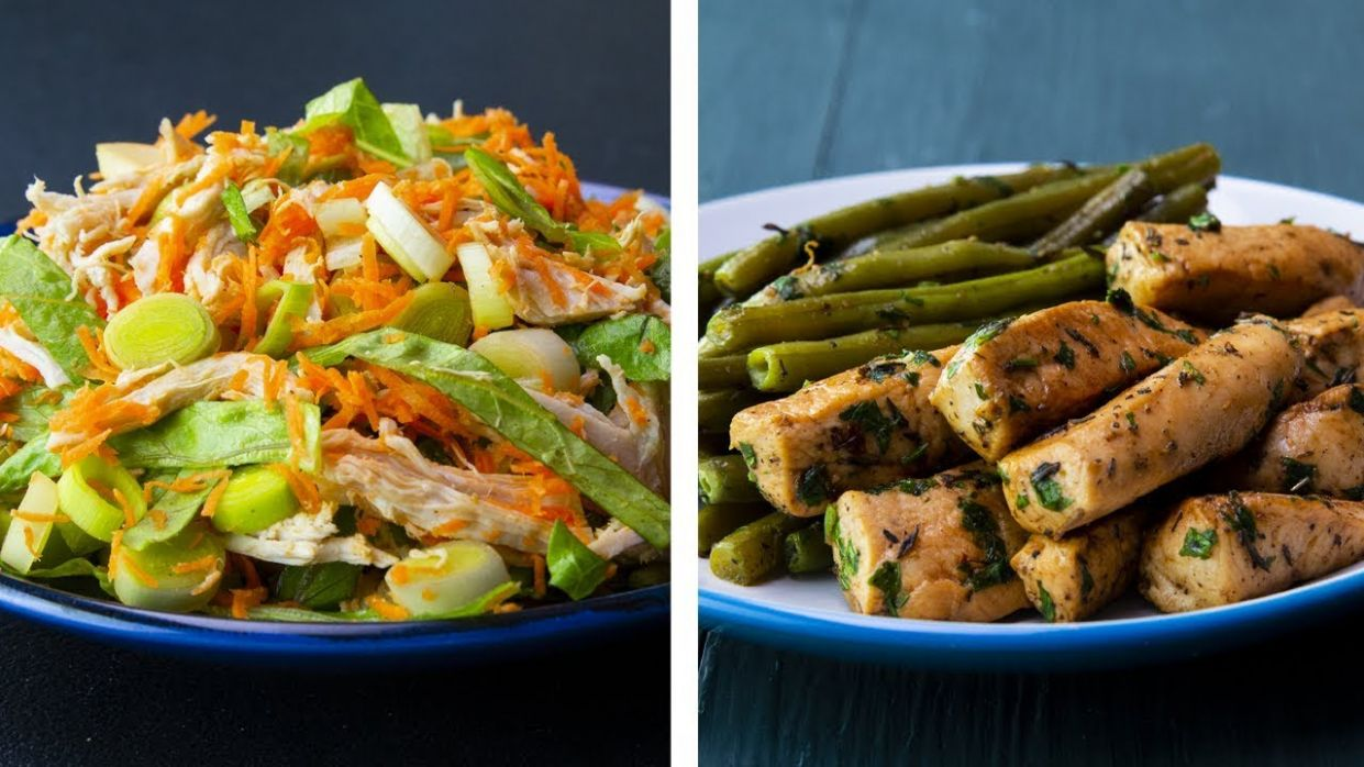 8 Healthy Chicken Recipes For Weight Loss