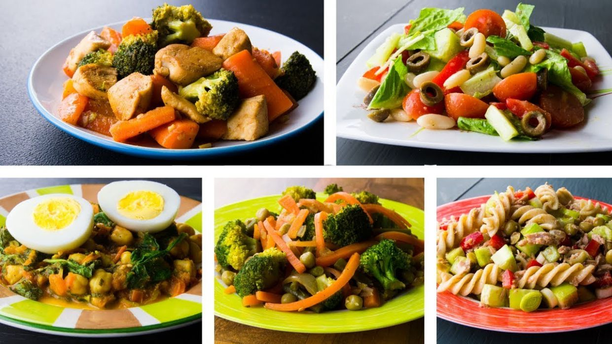 8 Healthy Low Calorie Recipes For Weight Loss