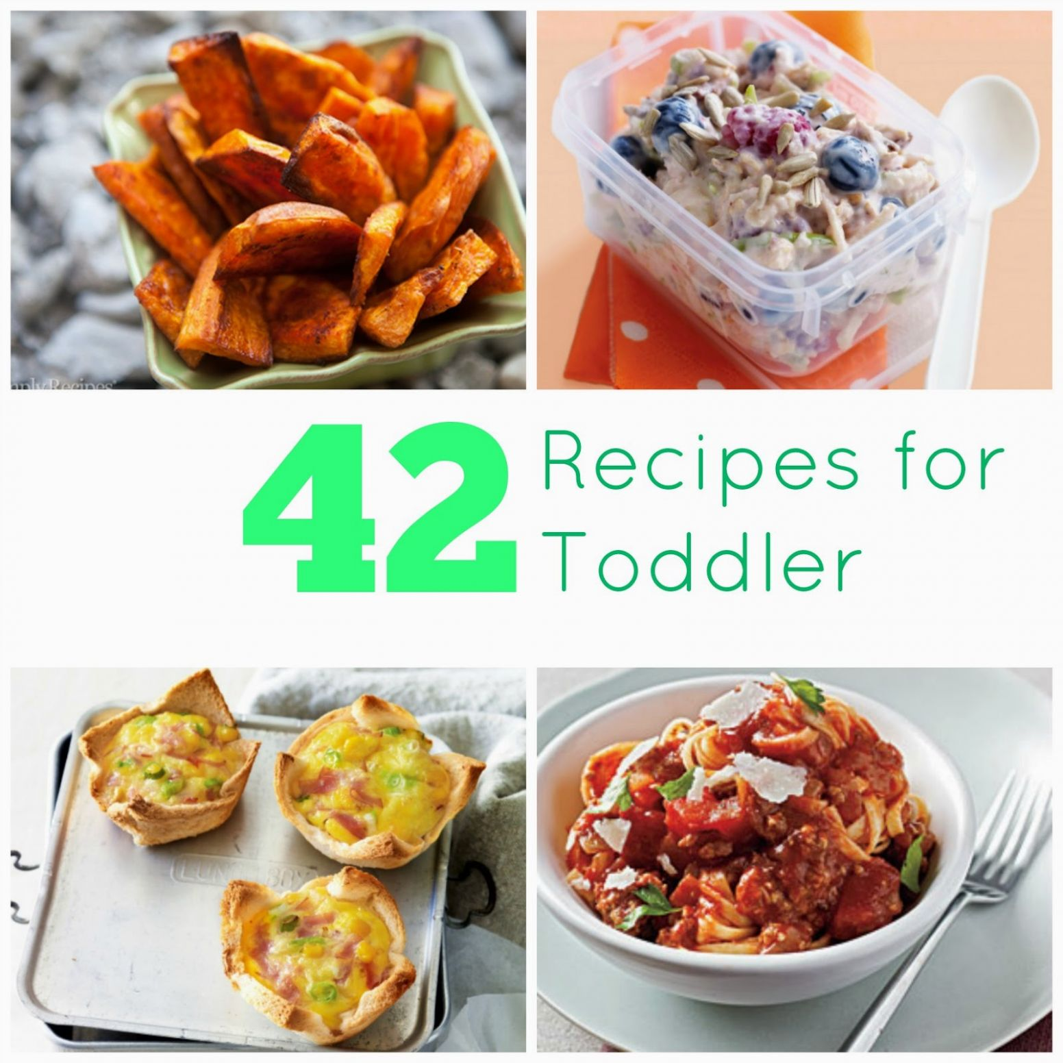 8 Healthy Recipes For Toddlers | Most Popular Mom Blogs |  ..