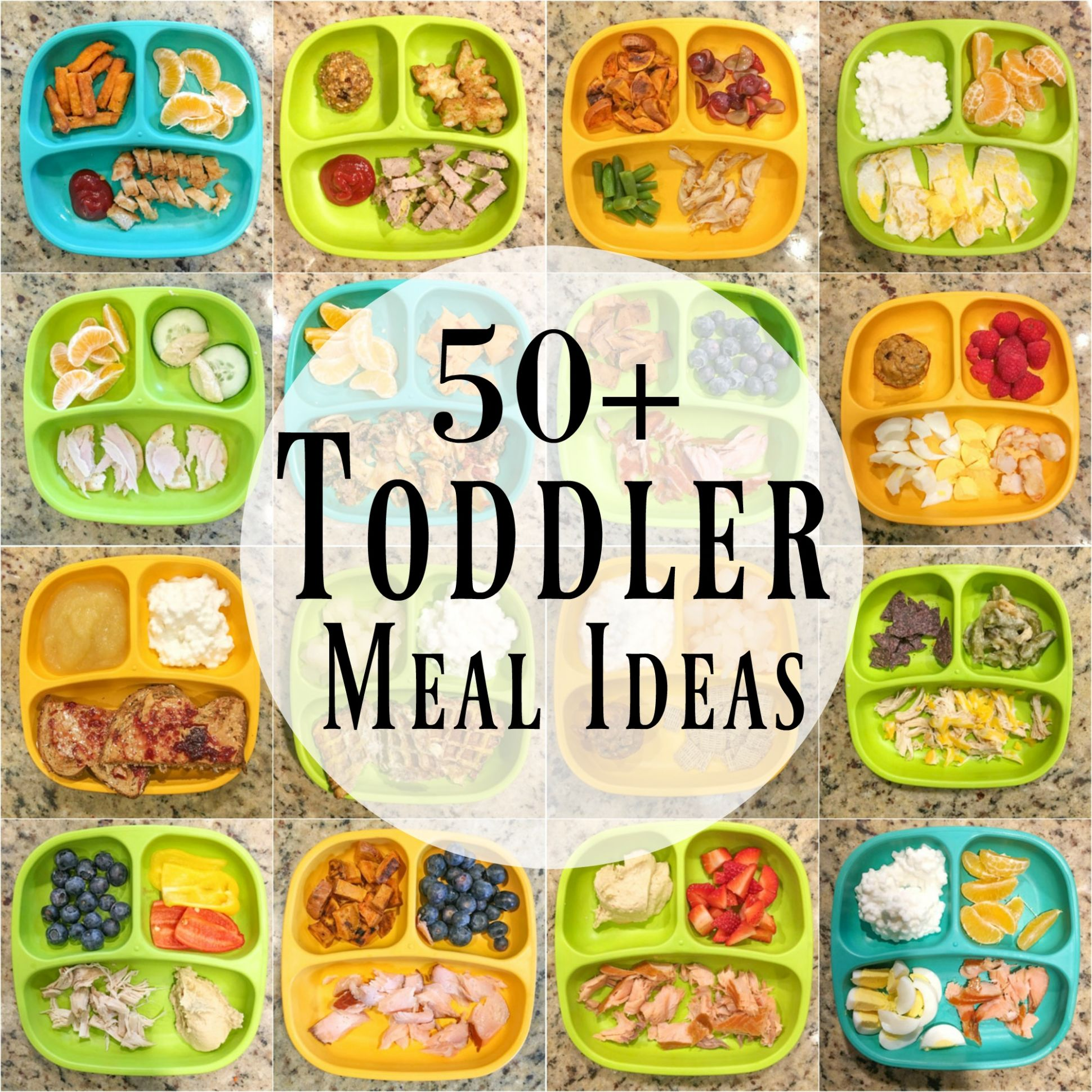 8 Healthy Toddler Meal Ideas |  Lean Green Bean - Food Recipes For Toddlers