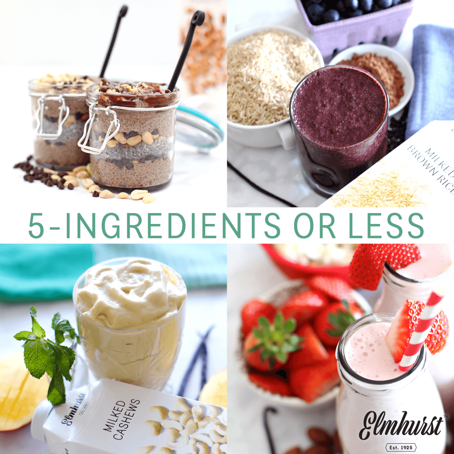 8-Ingredients or Less. Recipes that contain no more than 8 ...
