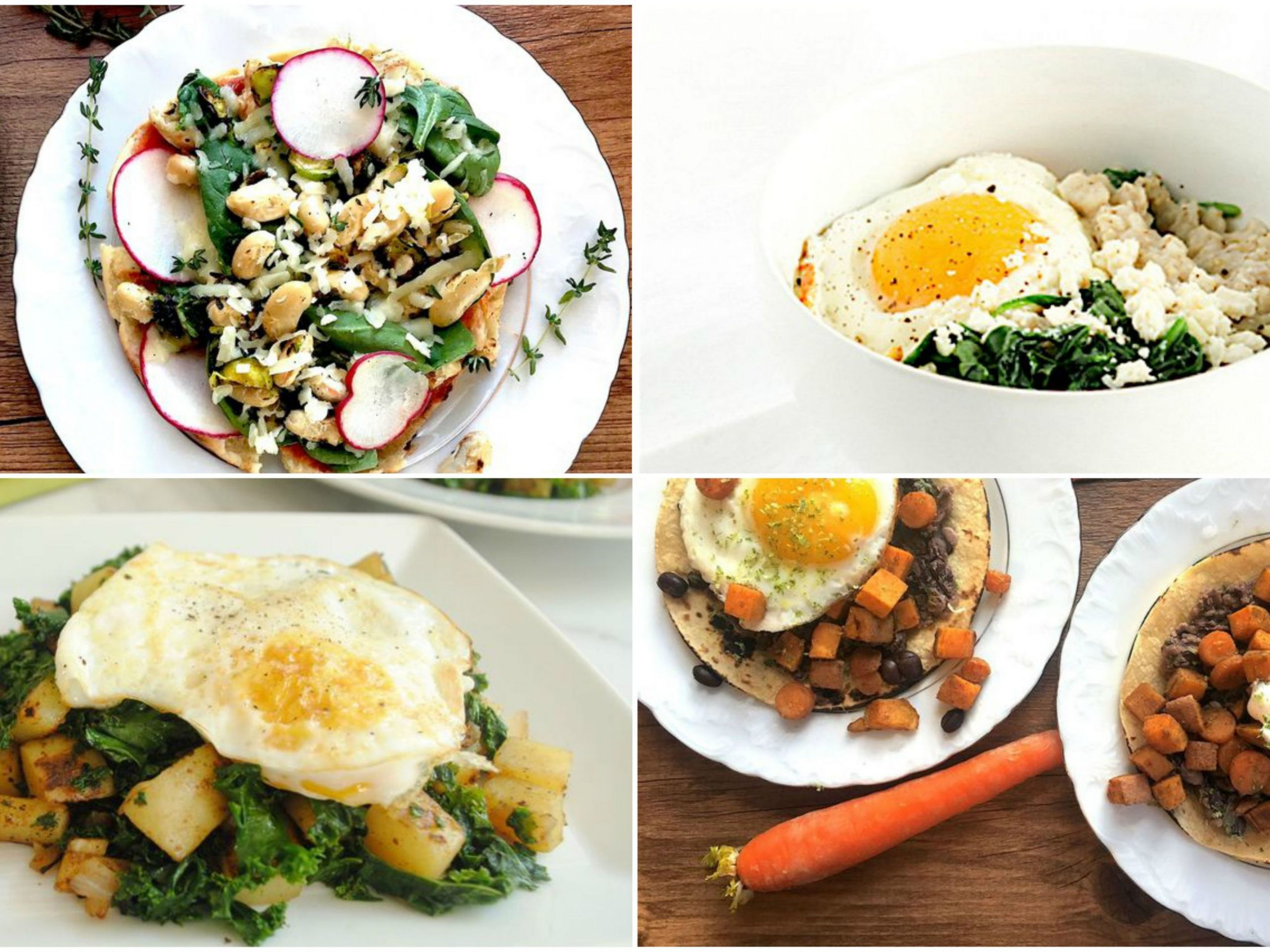 8 Iron-Rich Vegetarian Meals