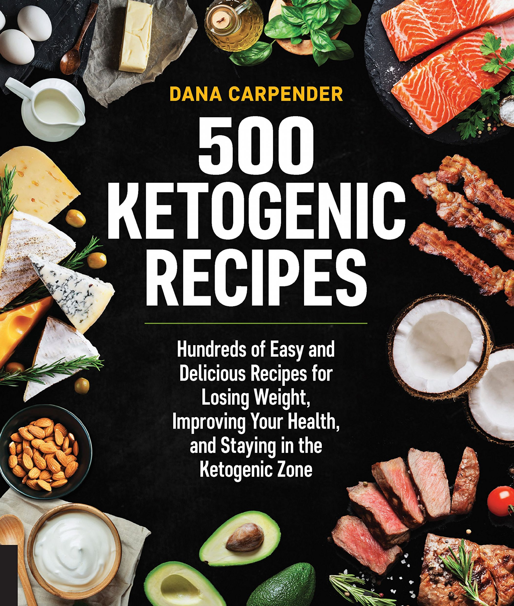 8 Ketogenic Recipes: Hundreds of Easy and Delicious Recipes for ..