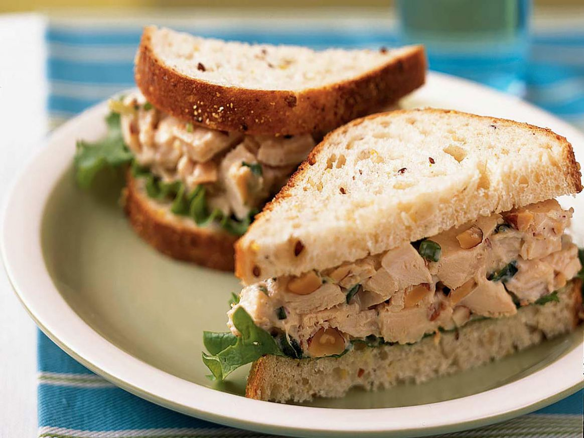 8 Leftover Rotisserie Chicken Recipes | Cooking Light - Sandwich Recipes With Rotisserie Chicken