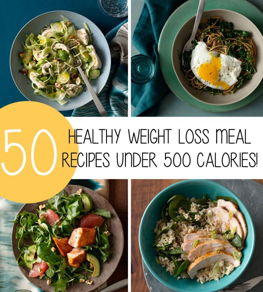 8-Meal-Recipes-Under-80-Calories | Hering und Frühstück - Healthy Recipes Under 500 Calories