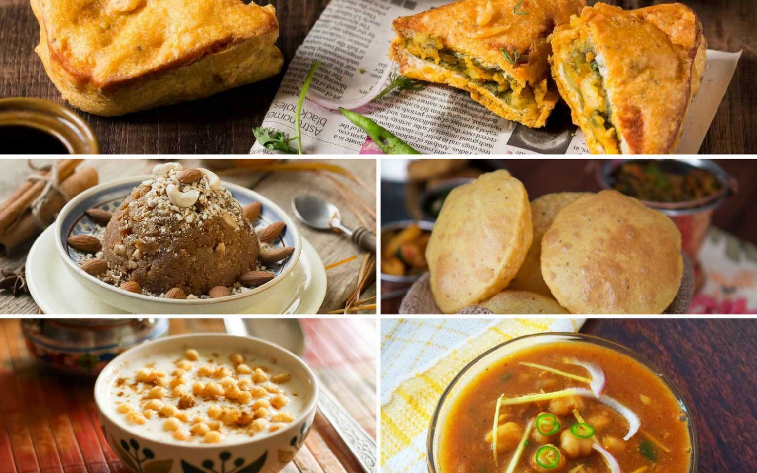 8 Mouth Watering Recipes For Your Weekend North Indian Breakfast ...