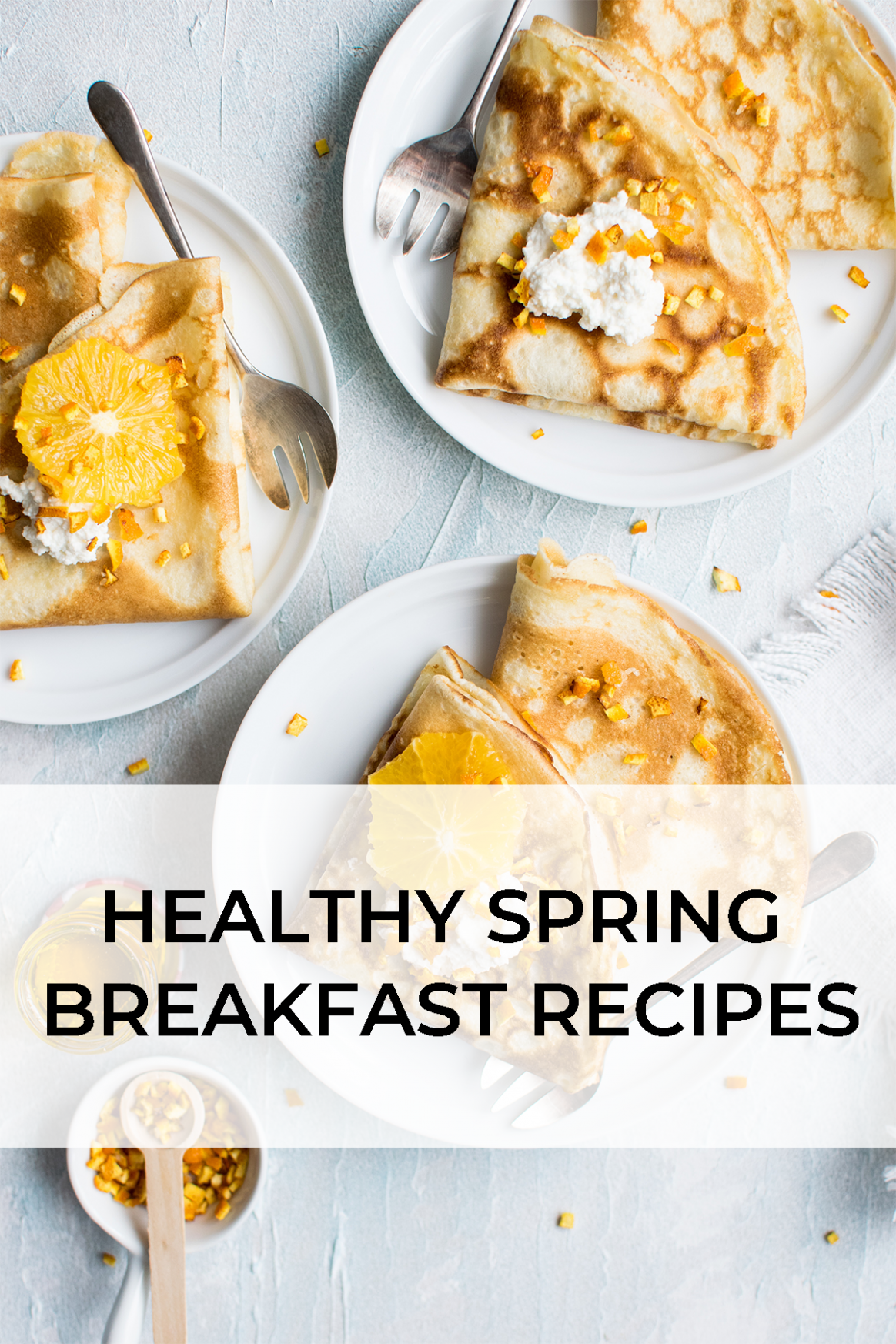 8 Must-Try Healthy Spring Breakfast Recipes | Taste of Health - Breakfast Recipes Taste