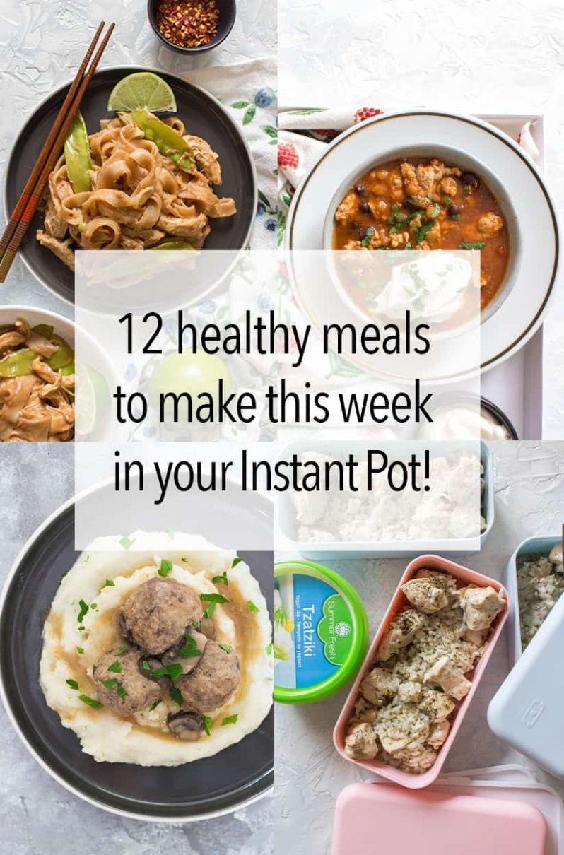 8 Of The Best Healthy Instant Pot Recipes - Carmy - Run Eat Travel - Healthy Recipes Instant Pot