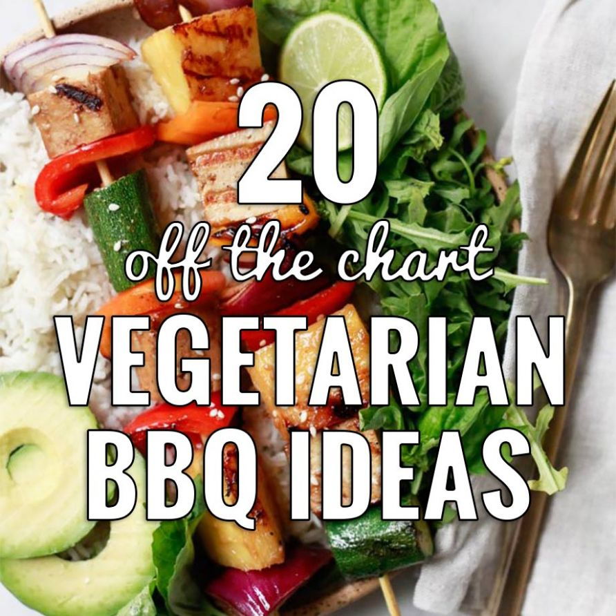 8 Off the Chart Vegetarian BBQ Ideas | grilling done right