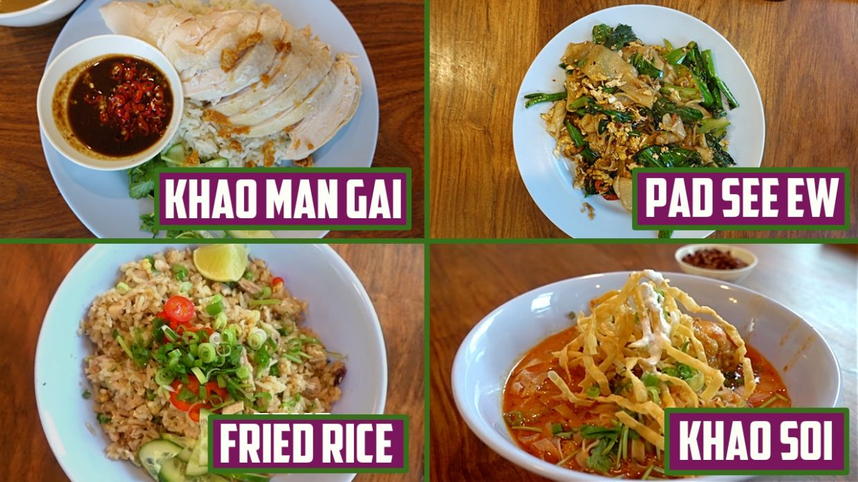 8 One Plate Thai Dishes You'll Love