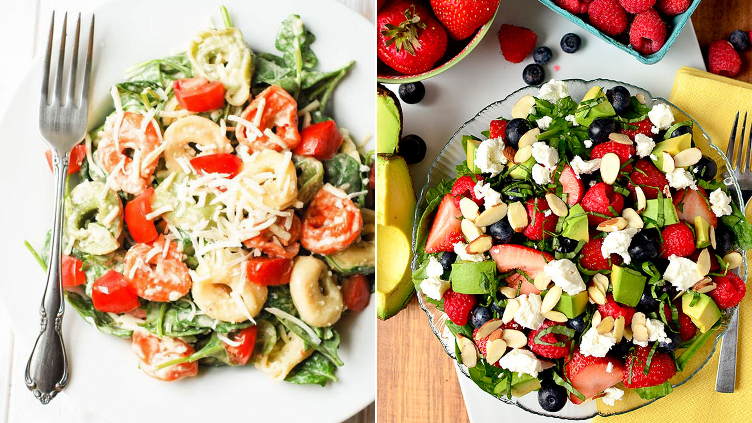 8 Pinterest-approved healthy summer salad recipes - Salad Recipes Pinterest