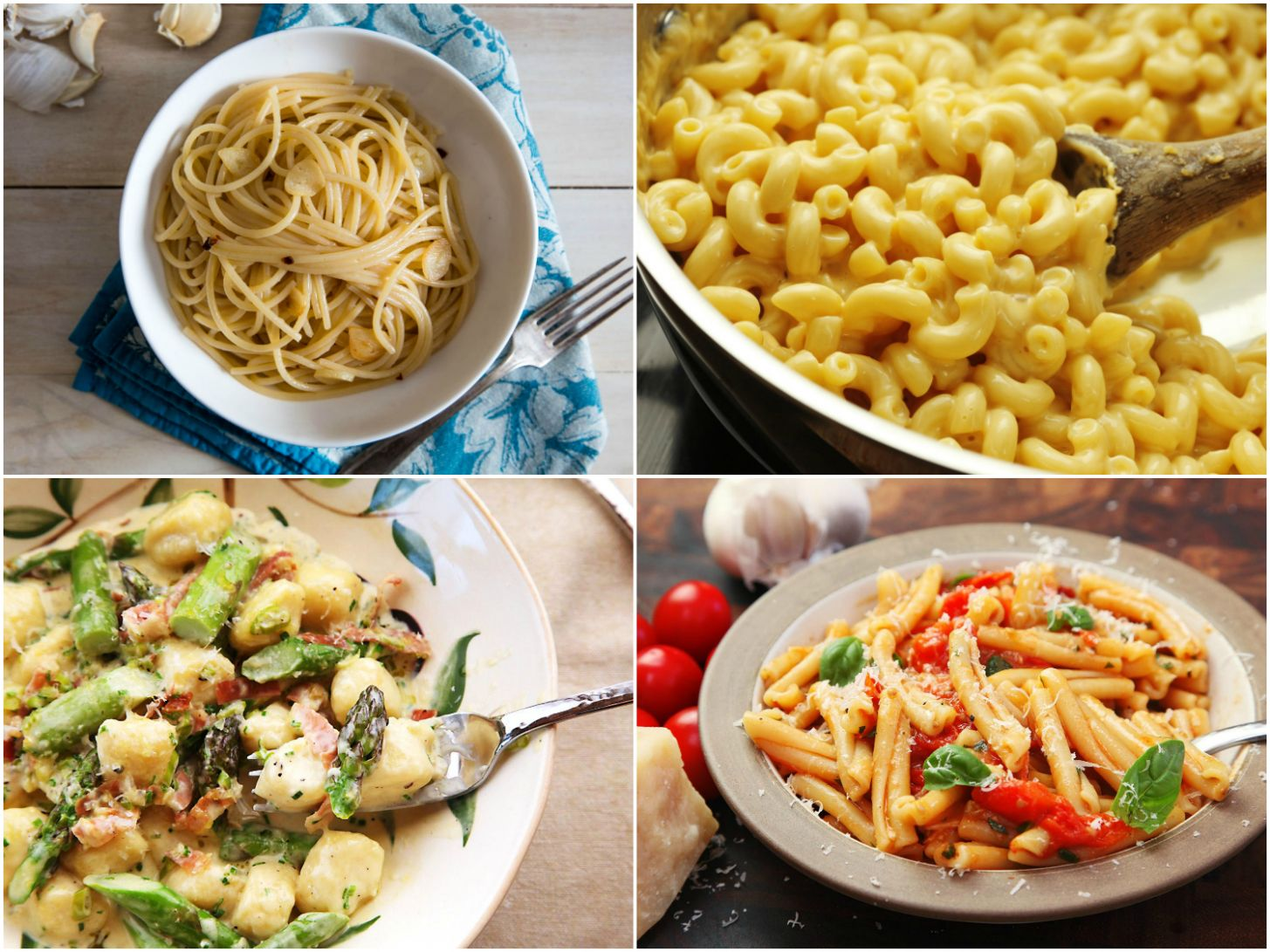 8 Quick and Easy Pasta Recipes | Serious Eats - Simple Recipes Pasta