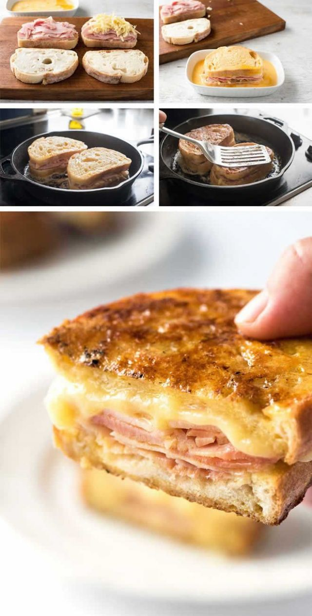 8 Sandwiches That Travel Well | Monte cristo sandwich, French ..