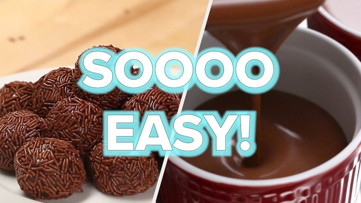 8 Satisfyingly Easy No-Bake Desserts • Tasty - Easy Recipes Dessert Tasty