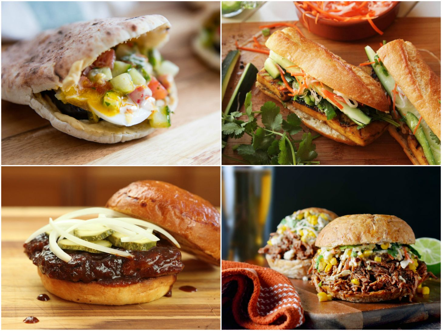 8 Super Sandwich Recipes to Make You Love Lunch Again | Serious Eats - Sandwich Recipes Lunch