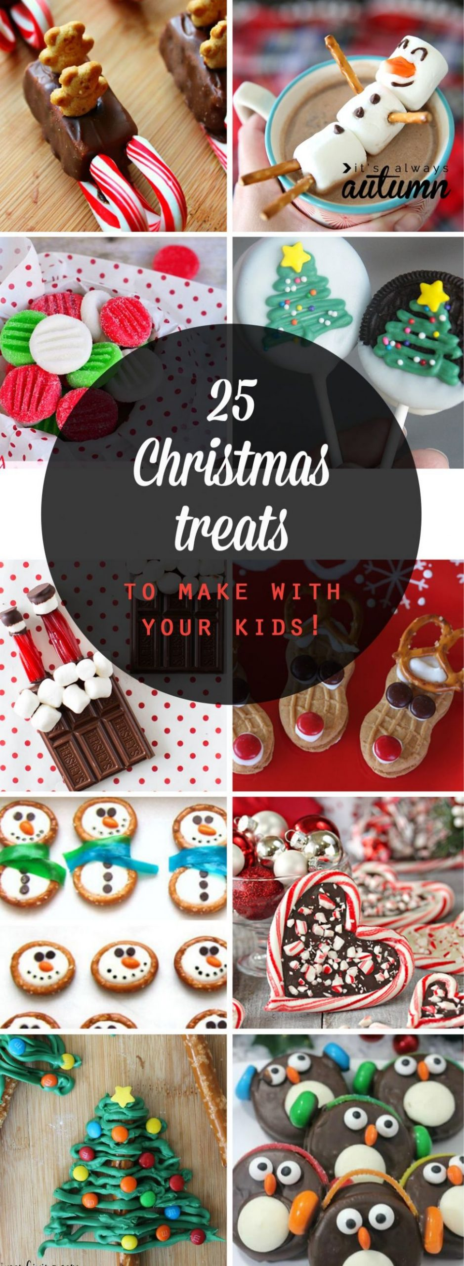9 adorable Christmas treats to make with your kids | Christmas ..