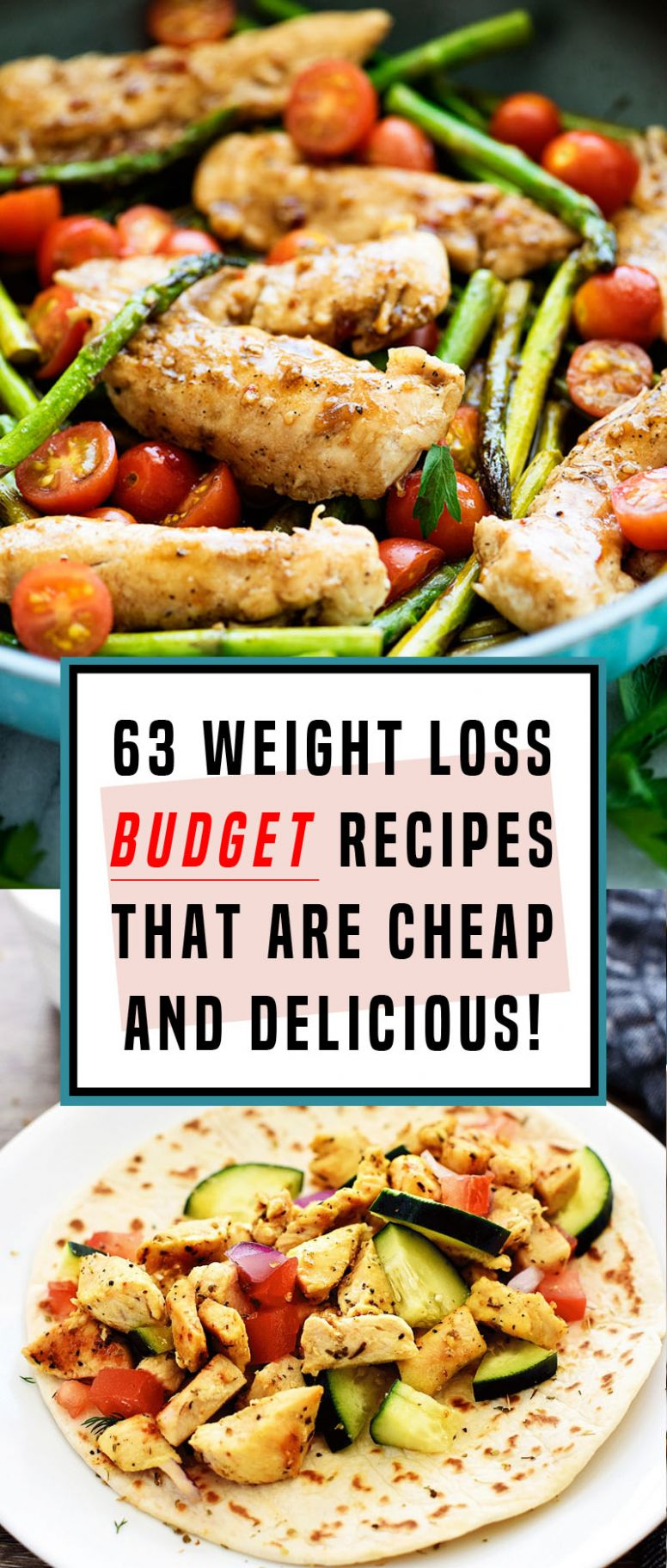 9 Budget Weight Loss Recipes That Will Help You Lose Fat, Not ..