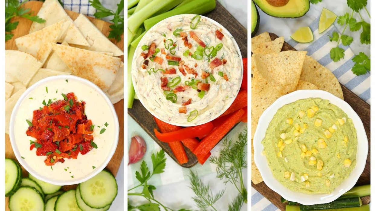9 Delicious Summer Dips | Perfect for Parties & Potlucks!