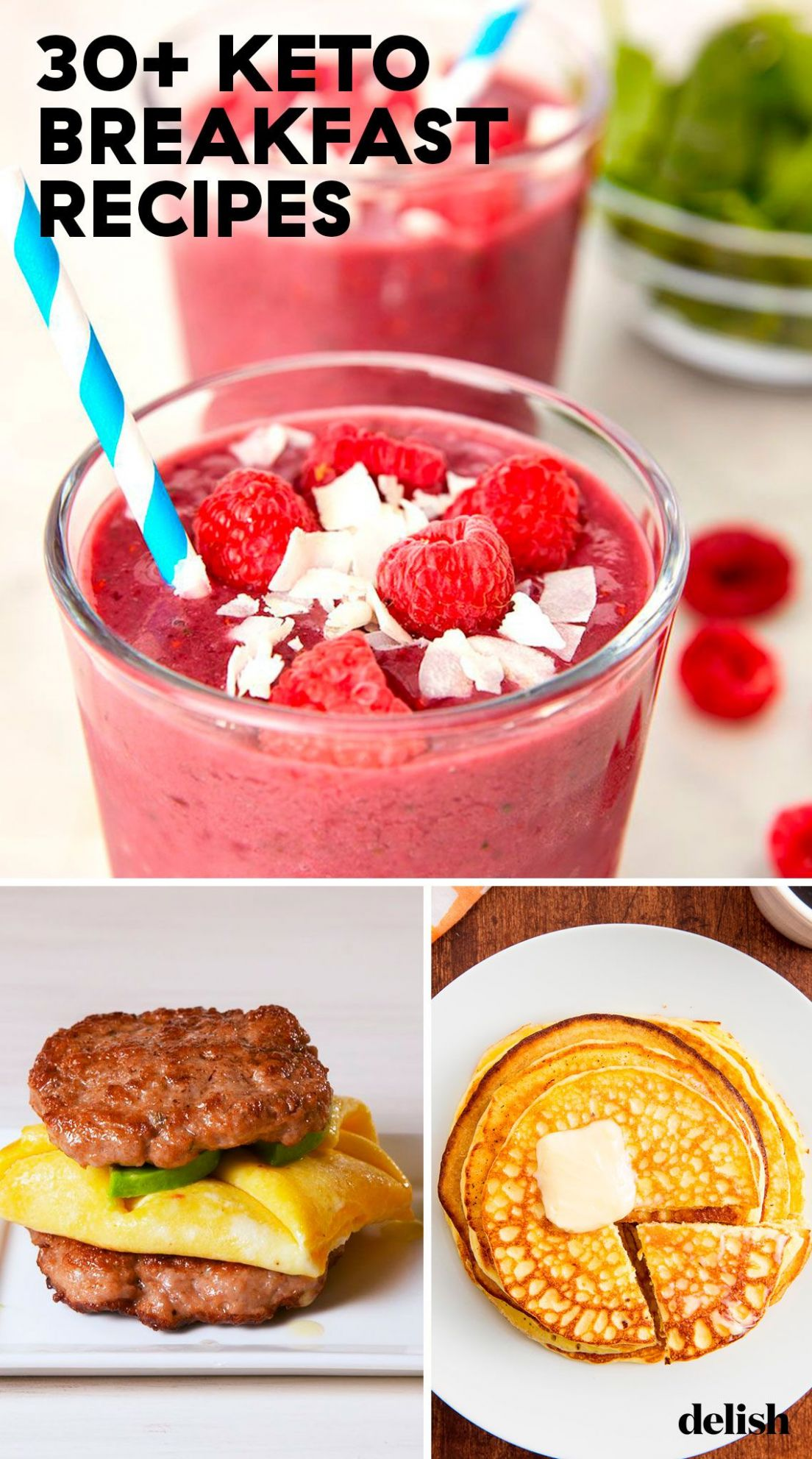 9+ Easy Keto Diet Breakfast Ideas - Best Recipes for Ketogenic ..