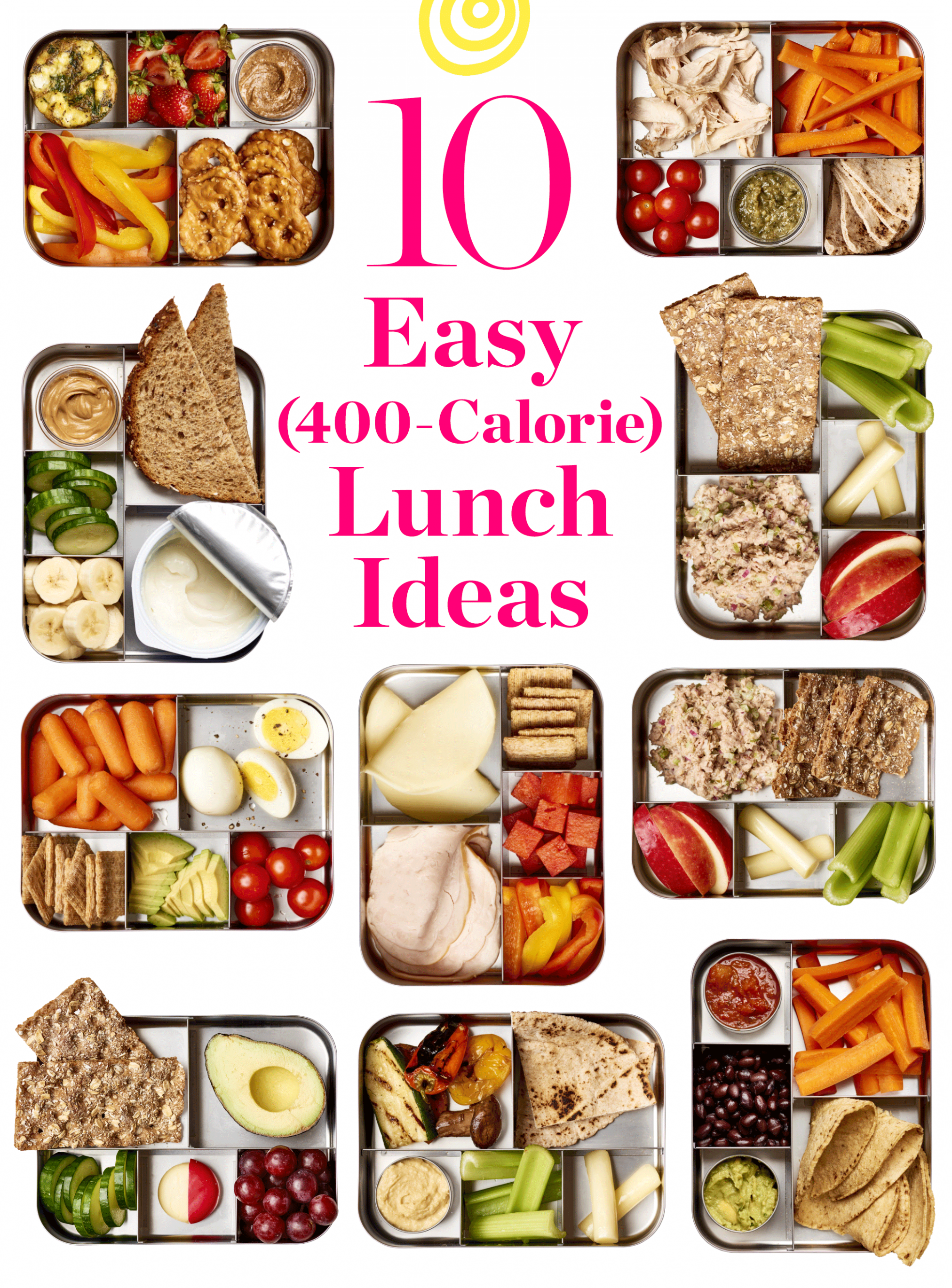 9 Easy Lunch Ideas Under 9 Calories | Kitchn - Simple Recipes Low Calorie