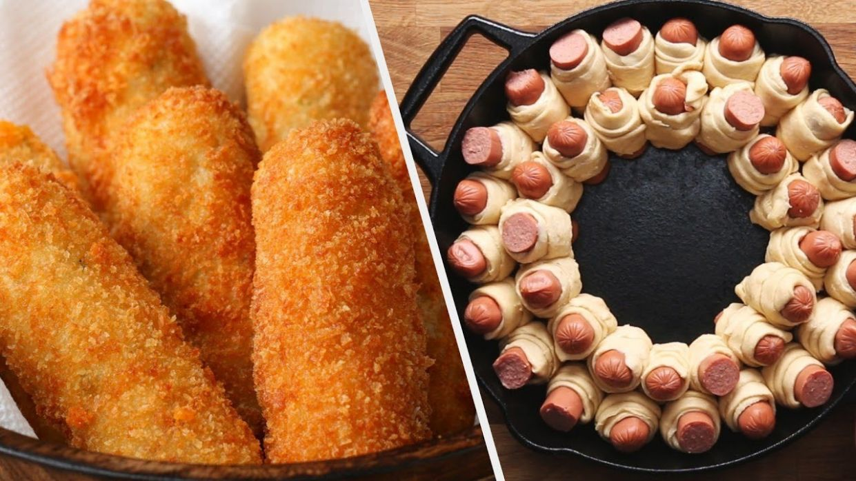 9 Easy Snacks You'll Want To Make Again And Again