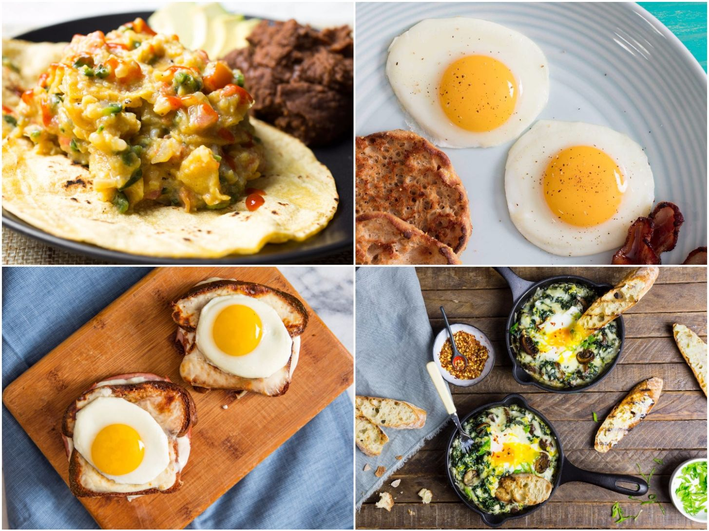 9 Egg Breakfast Recipes to Start Your Day | Serious Eats - Breakfast Recipes List