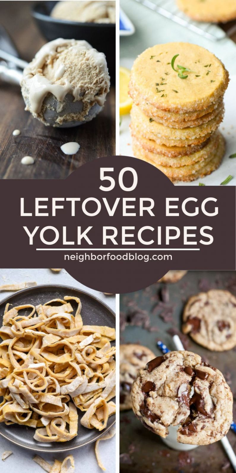 9 Egg Yolk Recipes for Leftover Egg Yolks | NeighborFood - Recipes With Egg Yolks
