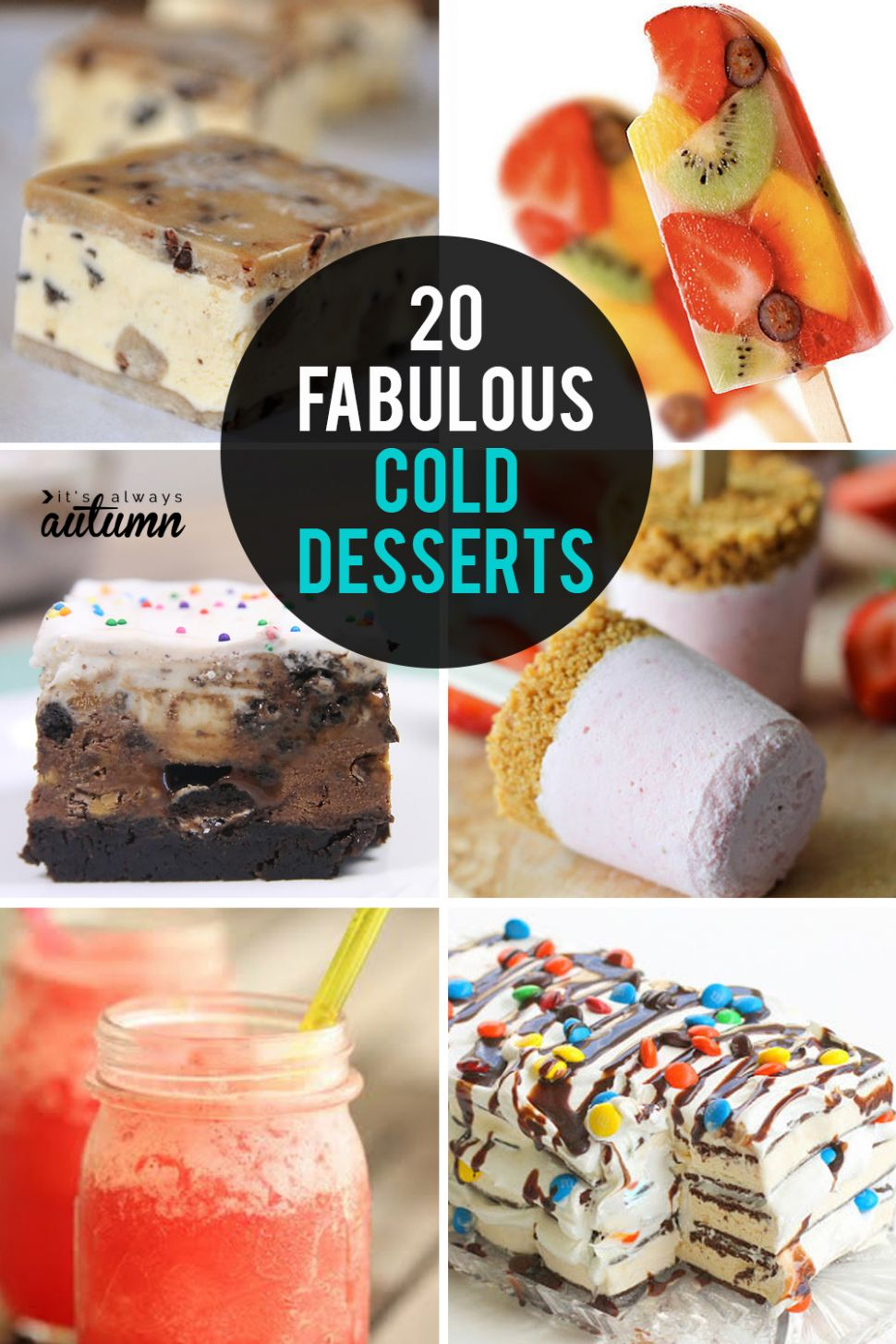 9 fantastic cold desserts to cool off with this summer! - It's ...