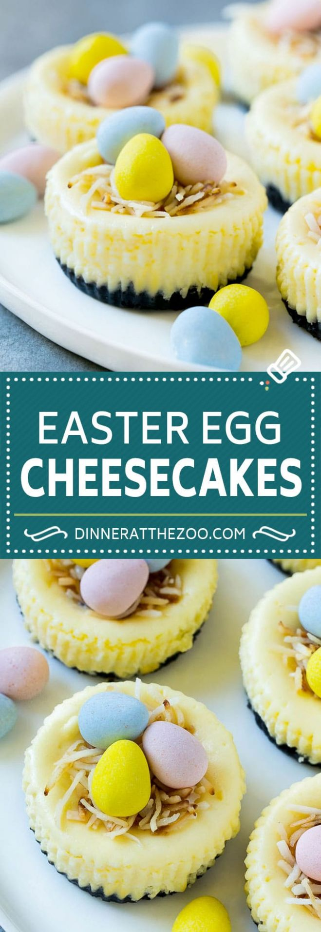 9 Festive Easter Dessert Recipes - Dinner at the Zoo