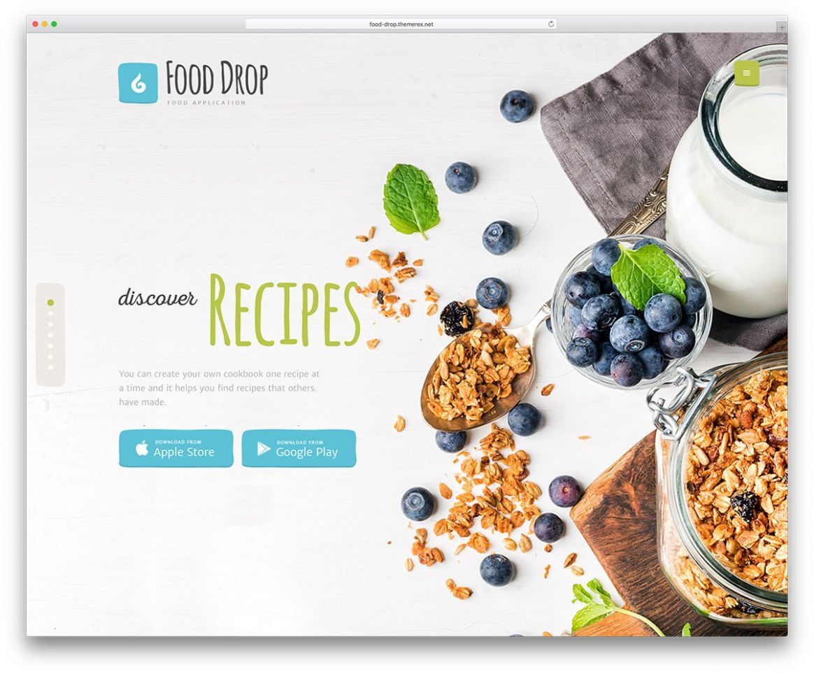 9 Food Delivery WordPress Themes 99 - Colorlib