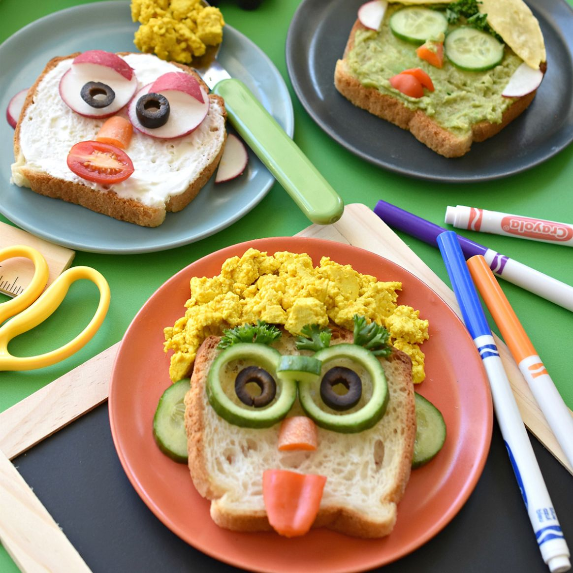 9 Fun Breakfast Ideas for Kids | Taste of Home