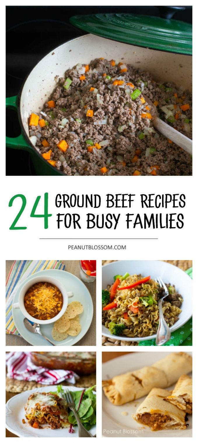 9 ground beef recipes you can make in a pinch - Ground Beef Recipes You Can Freeze