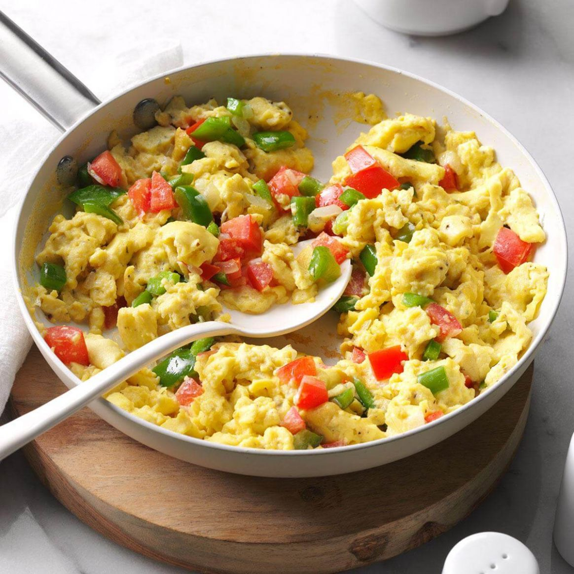 9 Healthy Egg Breakfast Recipes to Make This Morning | Taste of Home - Healthy Recipes Eggs