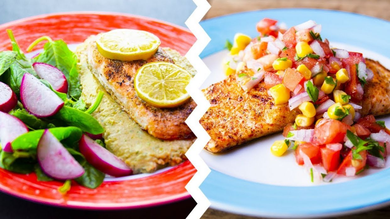 9 Healthy Fish Recipes For Weight Loss - Weight Loss Fish Recipes