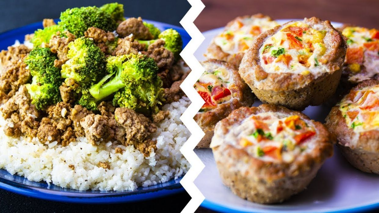9 Healthy Low Carb Recipes For Weight Loss