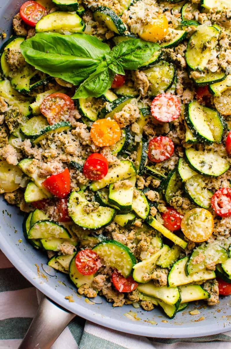 9 Healthy Zucchini Recipes - iFOODreal