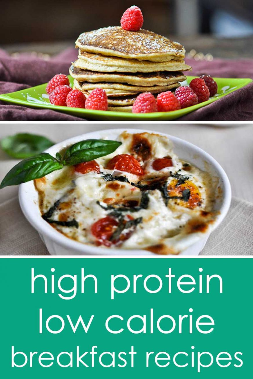 9 High protein, low calorie breakfast recipes
