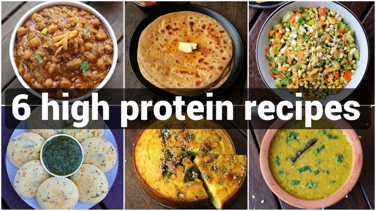 9 high protein recipes for daily diet | high protein snacks and breakfast  recipes
