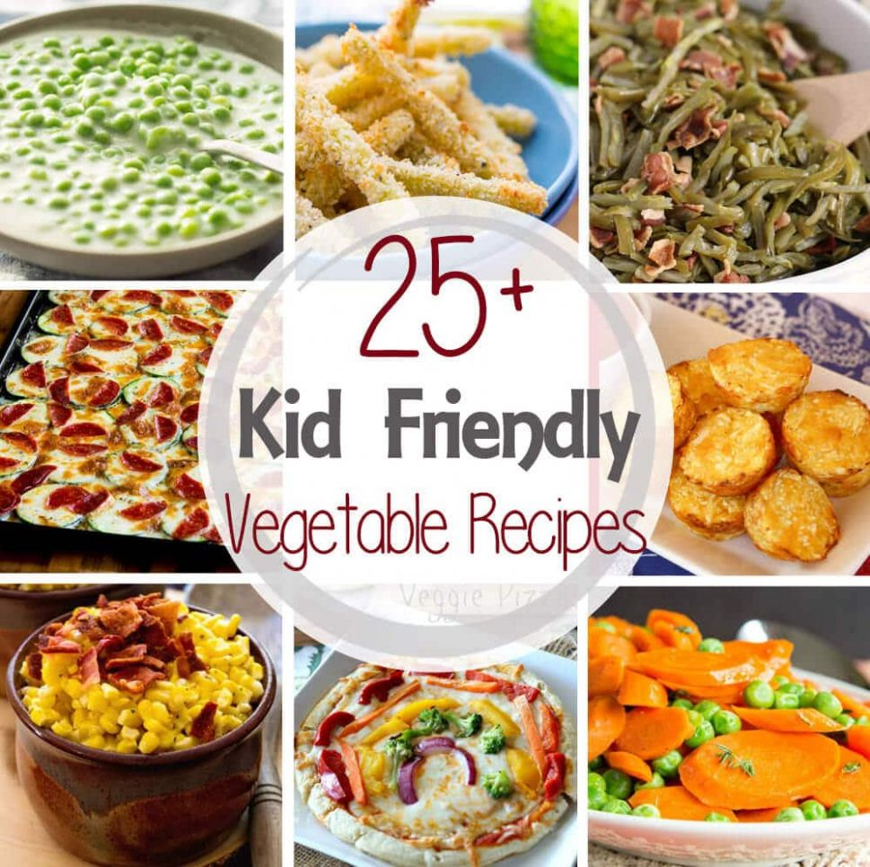 9+ Kid Friendly Vegetable Recipes - Julie's Eats & Treats ®