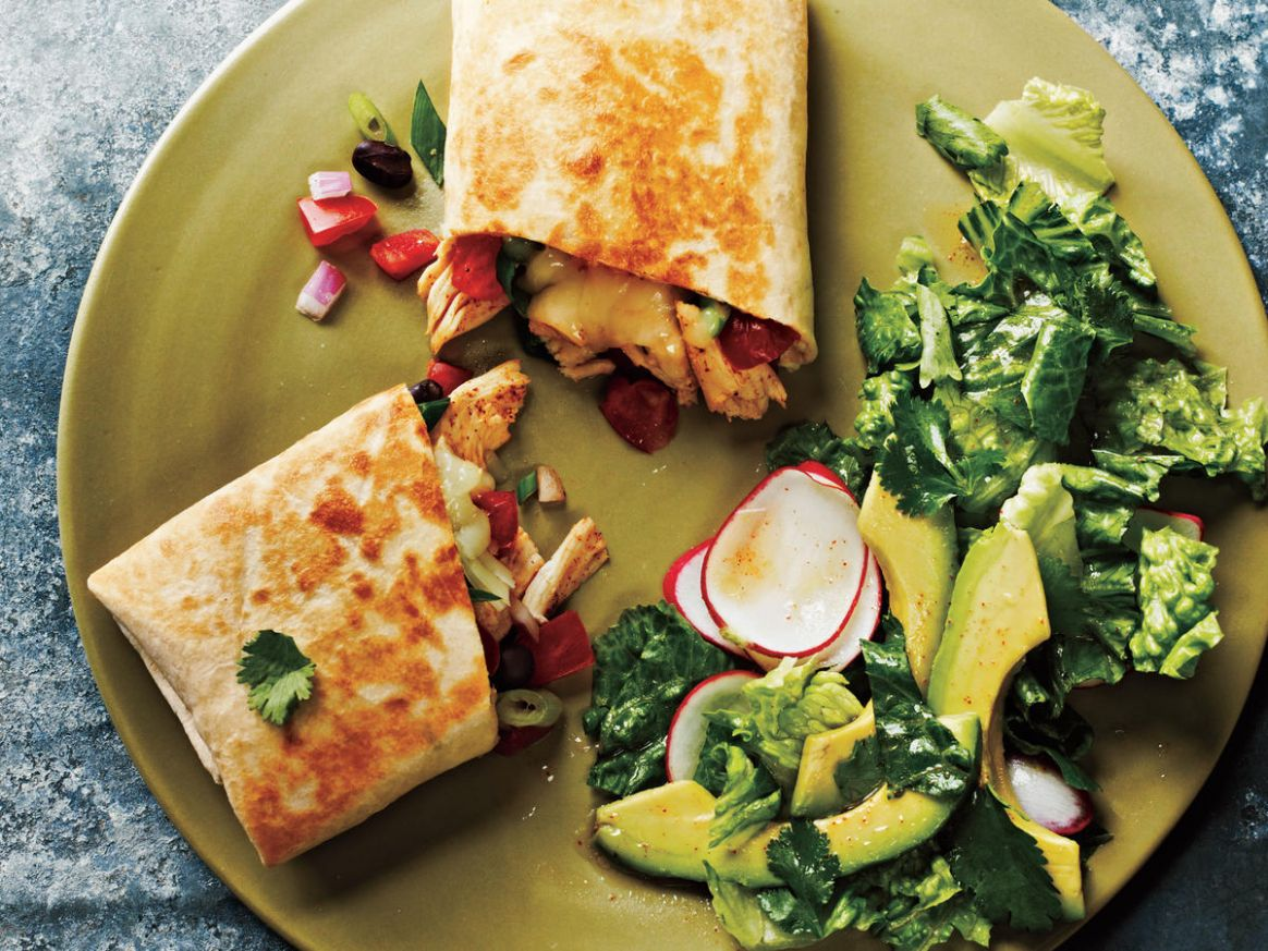 9 Leftover Rotisserie Chicken Recipes | Cooking Light - Healthy Recipes Rotisserie Chicken