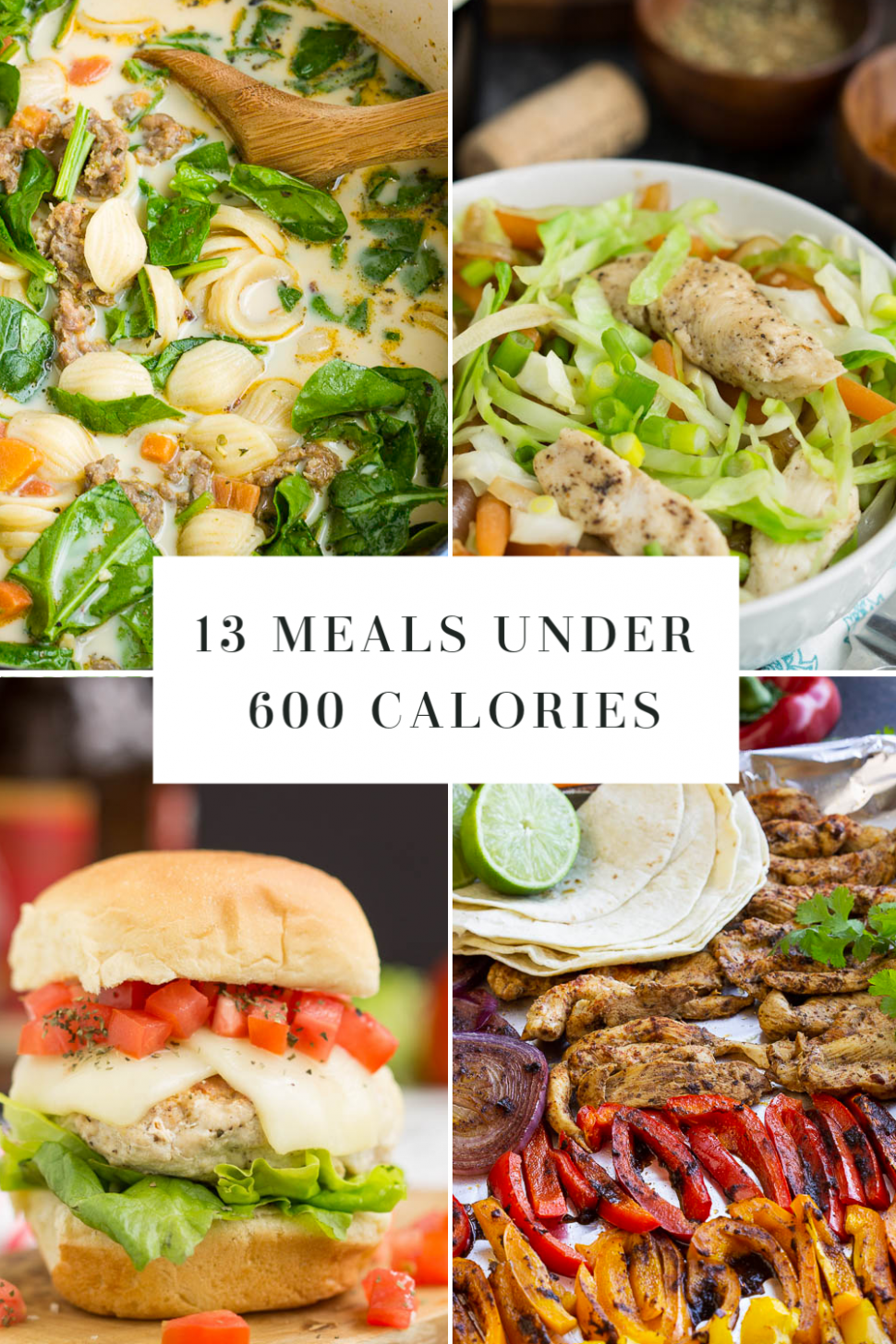 9 MEALS UNDER 9 CALORIES > Call Me PMc - Dinner Recipes Under 600 Calories